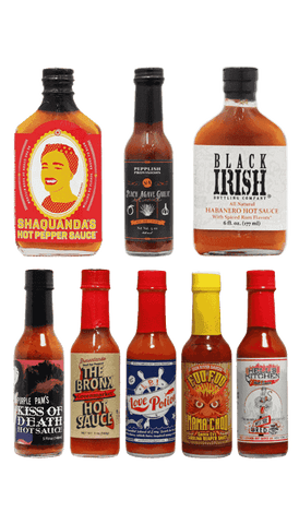 Hot Sauce Willie's - NY HOT SAUCE COLLECTION GIFT PACK