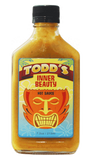 Todd's Inner Beauty Hot Sauce 7.2oz