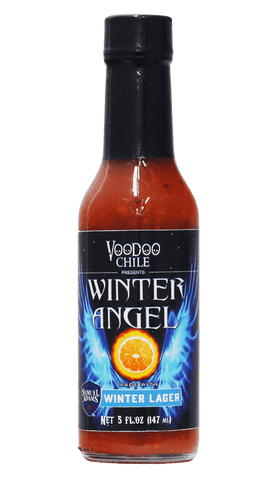 Voodoo Chile Sauces - Winter Angel Hot Sauce 5oz
