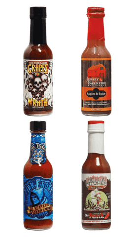 Hot Sauce Willie's - WINTER COLLECTION HOT SAUCE GIFT PACK
