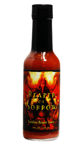 Born to Hula Reaper of Sorrow Hot Sauce 5oz - Hot Sauce Willie's