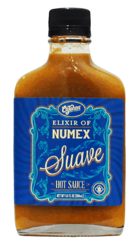 CaJohns Elixir of NuMex Suave Hot Sauce 6.8oz - Hot Sauce Willie's