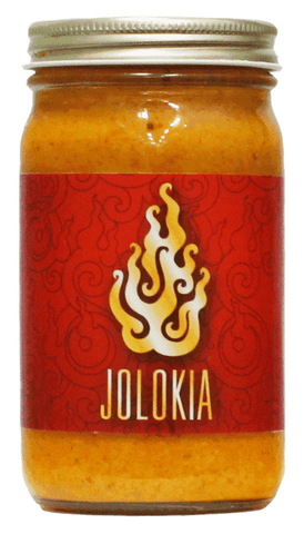 CaJohn's Jolokia Mustard 10oz - Hot Sauce Willie's