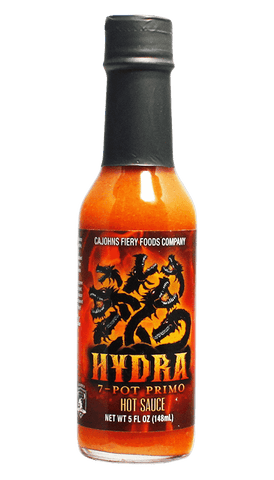 CaJohn's Hydra Hot Sauce 5oz - Hot Sauce Willie's