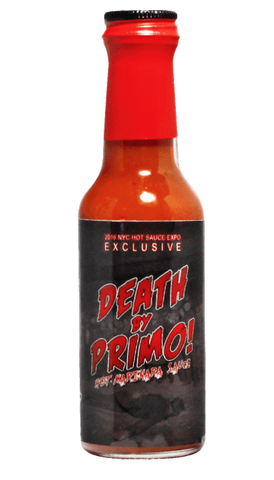 Death By Primo - NYC Hot Sauce Expo Exclusive 5oz - Hot Sauce Willie's