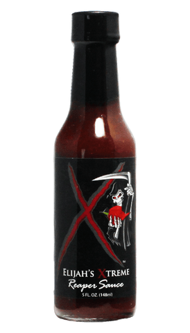 Elijah's Xtreme Reaper Sauce 5oz - Hot Sauce Willie's