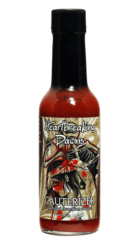 Heartbreaking Dawns 1498 Cauterizer 5oz - Hot Sauce Willie's