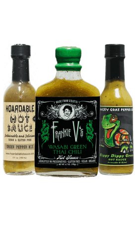 Hot Sauce Willie's - Let Freedom Ring Green Pack