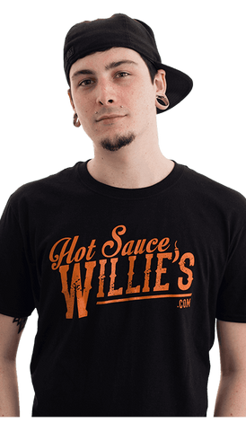 Hot Sauce Willie's Men's Tee - Hot Sauce Willie's