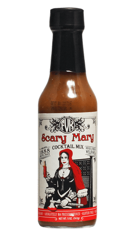 Frankie V's Kitchen Scary Mary Cocktail Mix 5oz - Hot Sauce Willie's