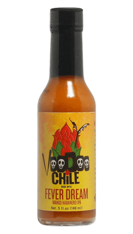 Voodoo Chile Sauces Fever Dream Hot Sauce 5oz - Hot Sauce Willie's