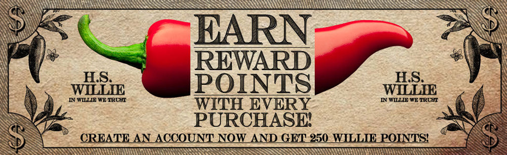 Start Earning Points Now