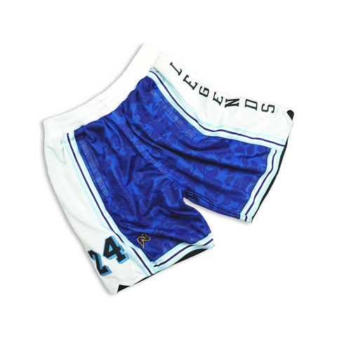 Forever Legends - Customizable Basketball Shorts