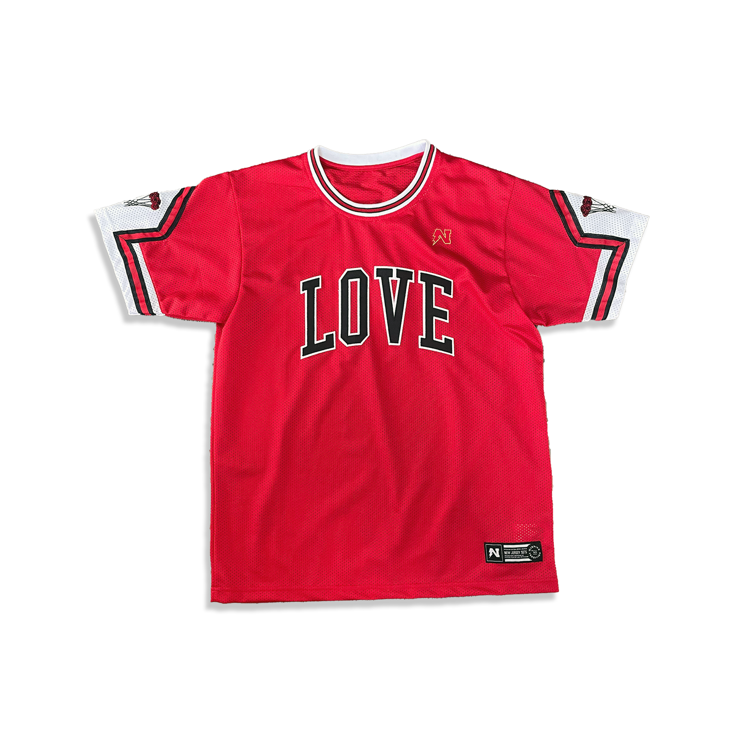 LOVE - Pro Mesh Shooting Shirt