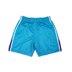 Queen City - Basketball Shorts - Teal