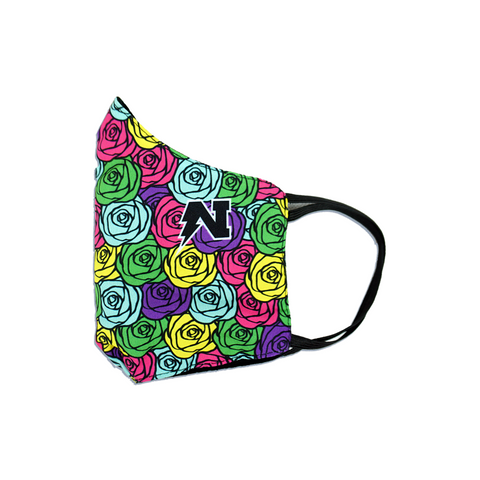 Rose Face cover - Assorted colors