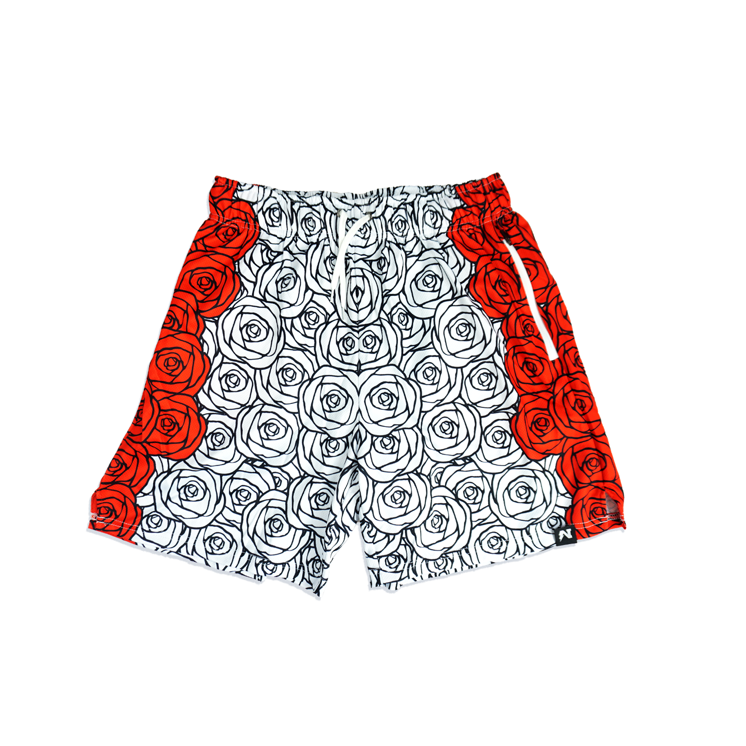 Rose City Shorts - White