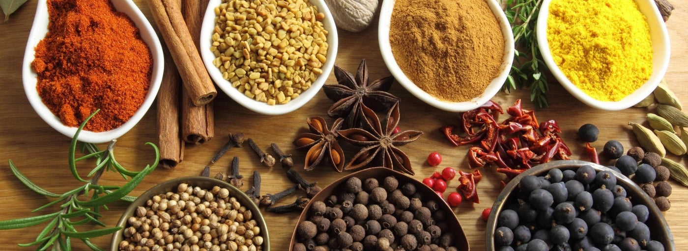 WHOLESALE HERBS & SPICES