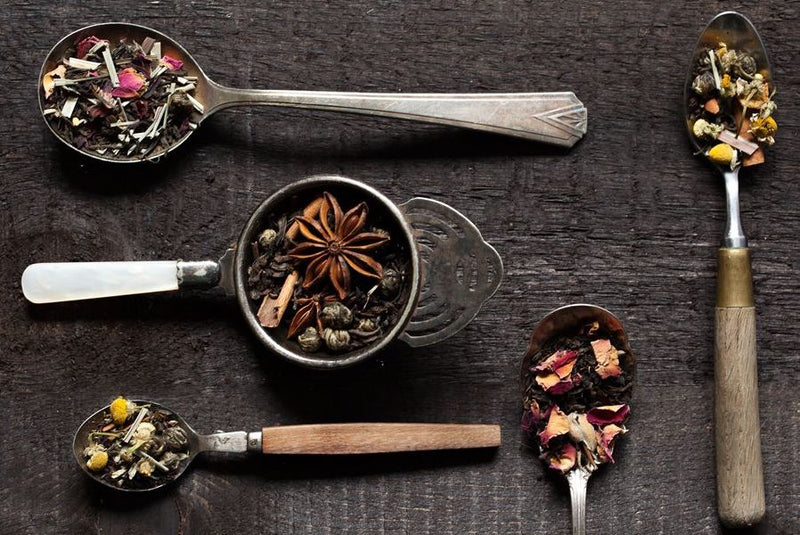 Custom Tea Blends