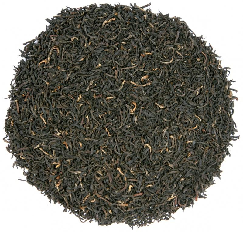 Organic Black Assam Tea (FBOP)