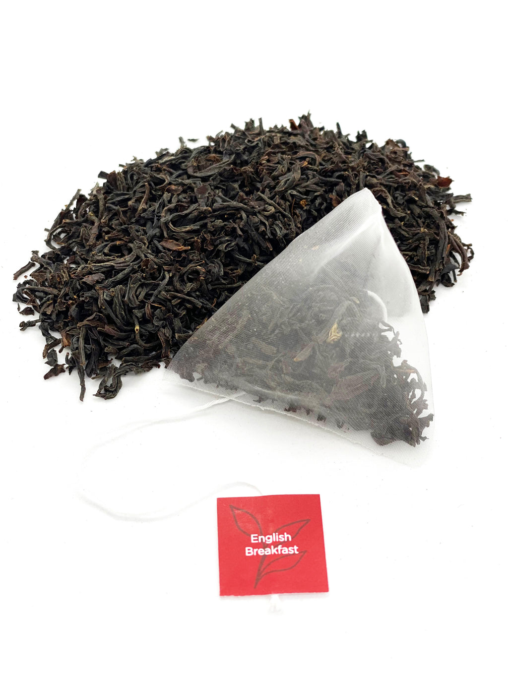 Organic English Breakfast - Pyramid Tea Bags