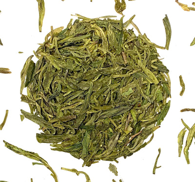 Organic Longjing Green Tea