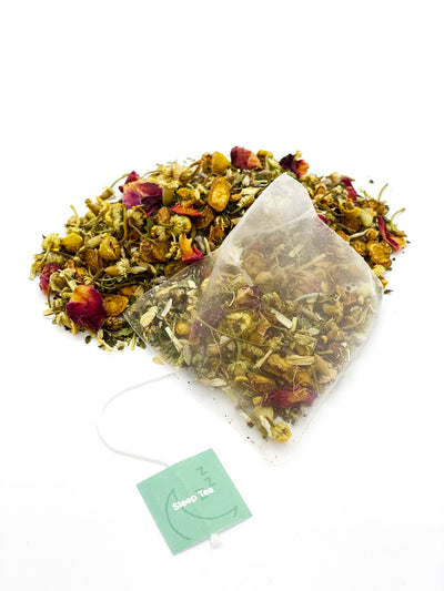 Organic Sleep Tea - Pyramid Tea Bags