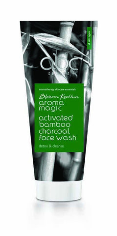 Activated Bamboo Face Wash