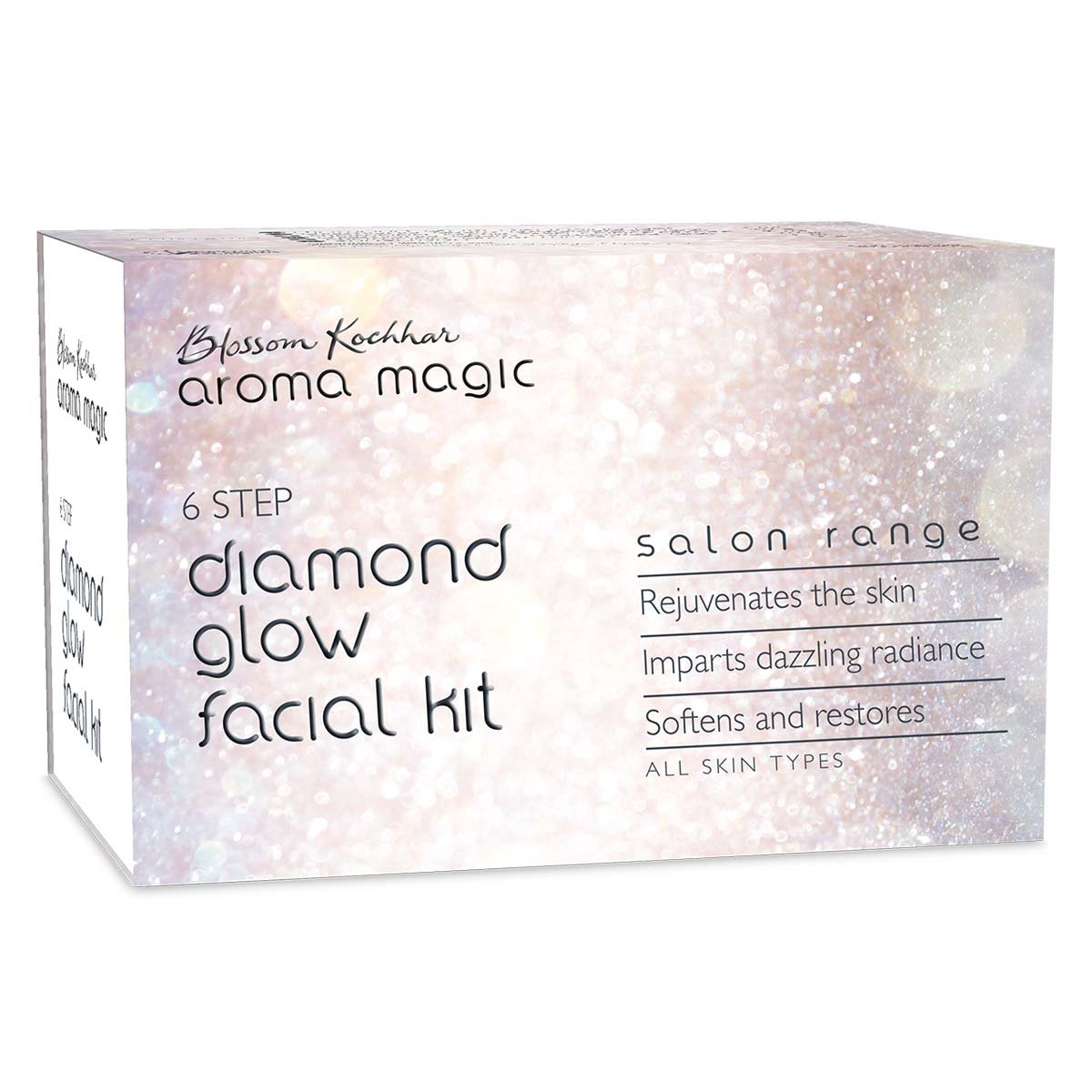 Diamond Glow Facial Kit