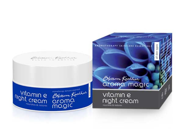Vitamin E Night Cream