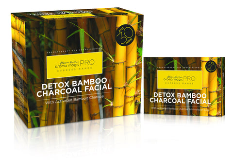 Detox Bamboo Charcoal Facial Kit (EXPRESS 30MINS!!)