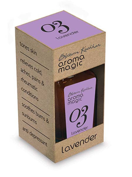 Lavendar Essential Oils For Skin