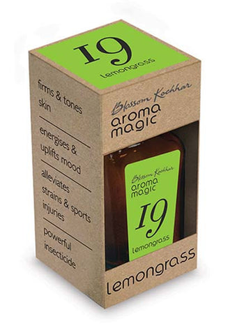 Lemongrass New Zealand Essential Oils