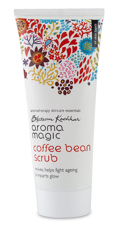 Coffee Bean Scrub