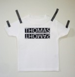Personalised Name T-Shirts (White)