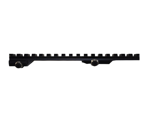Apex UK Picatinny Rail with 0 MOA - Ruger 77 Centrefire S/A