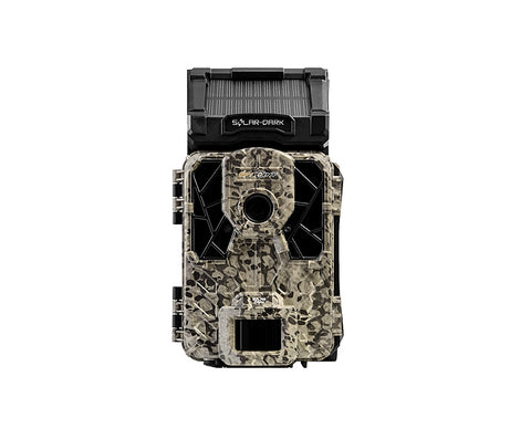 Spypoint SOLAR-DARK Invisible IR Trail Camera with 0.07s Trigger Speed