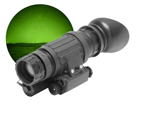 PVS-14C Green Phosphor Night Vision Monocular for Hunting