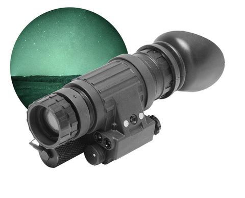 PVS-14C White Phosphor Night Vision Monocular for Hunting