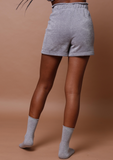 Kelly Chenille Short - Grey