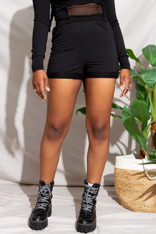 Nina Terry Short - Black