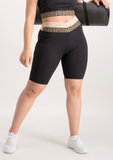 Active Bicycle Short - Black