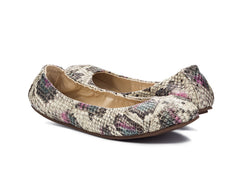 Emma Snake Ballet Flats for Women