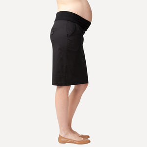 Ripe Twill Skirt - Black - Side View 2