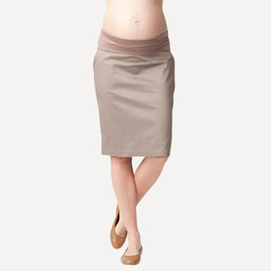Ripe - Classic Twill Skirt Earth - Front