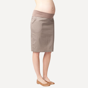 Ripe - Classic Twill Skirt Earth - Front 2