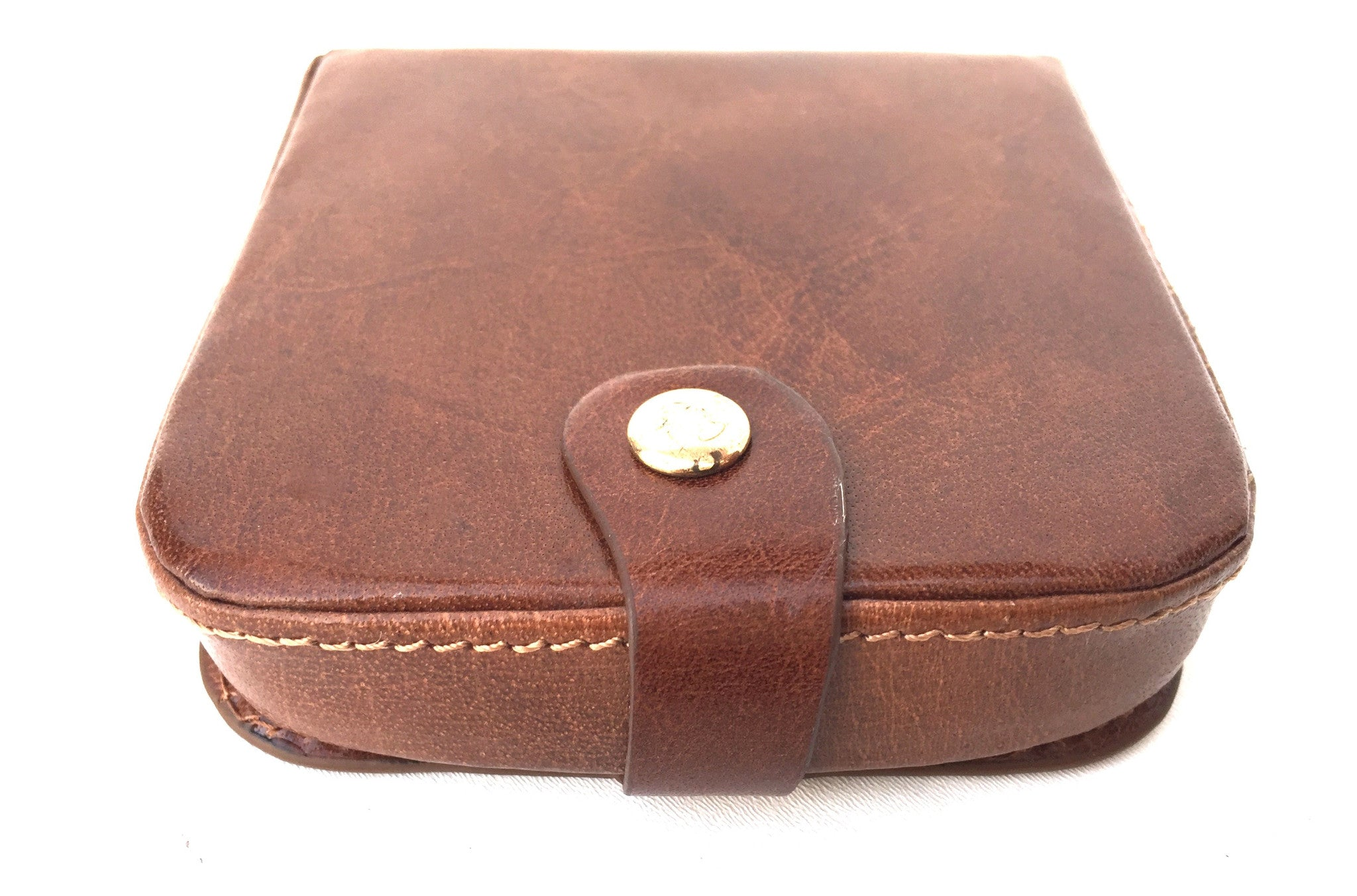 6bacaf2141d9 GOLUNSKI Mens Leather Note Case Purse Coin Tray.