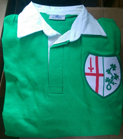 LISC - 1930's Retro Rugby Jersey