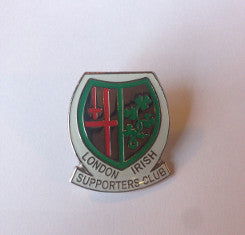 LISC - Pin Badge