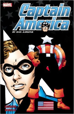 CAPTAIN AMERICA BY DAN JURGENS TP VOL 03